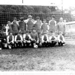 Etwas schwer zu erkennen, aber auch diese Bilder aus der #fsvhistorie lassen sicher den ein oder anderen gern zurückdenken an die Bezirksliga 1984/1985 und die Endrunde, die man als Zweiter hinter Cottbus abschloss, weil man das schlechtere Torverhältnis hatte.